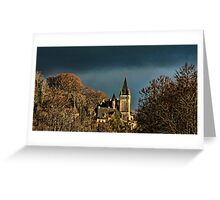 Mystery Castle Greeting Card