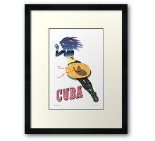 Cuba--Holiday Isle of the Tropics (Cuba 1) Framed Print