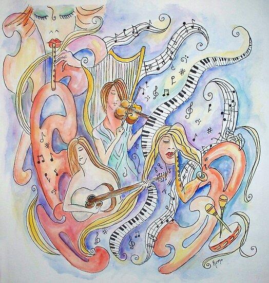 Symphony by Robin Monroe