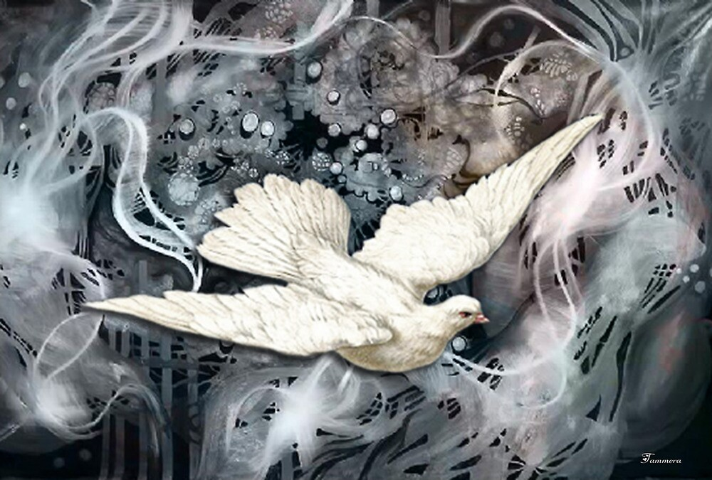 ON THE WINGS OF A DOVE by Tammera