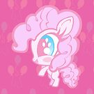 Weeny My Little Pony- Pinkie Pie by LillyKitten