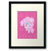 Weeny My Little Pony- Pinkie Pie Framed Print