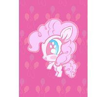 Weeny My Little Pony- Pinkie Pie Photographic Print