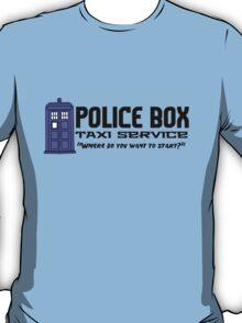 Time Taxi T-Shirt