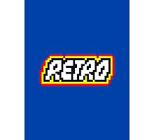 Retro | 8 Bit 80s Geek Photographic Print