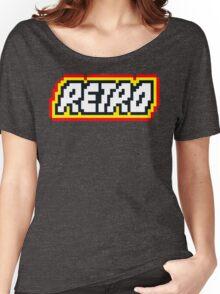 Retro | 8 Bit 80s Geek Women's Relaxed Fit T-Shirt