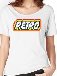 Retro | 8 Bit 80s Geek Women's Relaxed Fit T-Shirt