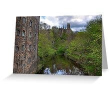 Holy Trinity from Dean Village Greeting Card