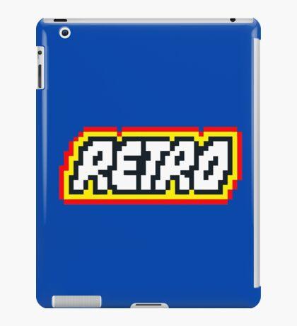 Retro | 8 Bit 80s Geek iPad Case/Skin