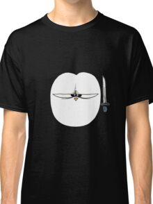 Fat Penguin Ninja Classic T-Shirt