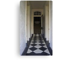 Hallway to the Light Canvas Print