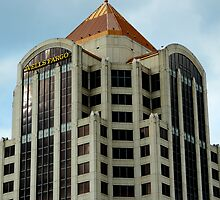 Wells Fargo Building - Roanoke, VA  ^ by ctheworld