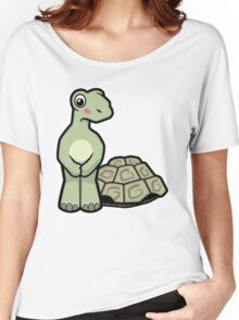 Tort-ally Naked Tortoise Women's Relaxed Fit T-Shirt