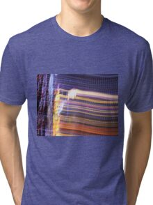 Abstract - Light  Tri-blend T-Shirt