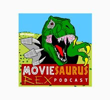 The Moviesaurus Rex Podcast Cover Art Unisex T-Shirt
