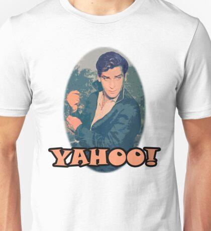 Shammi Kapoor - Yahoo! Unisex T-Shirt