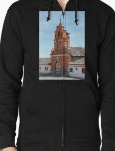Facade of Immantag Church T-Shirt