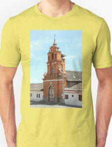 Facade of Immantag Church T-Shirt