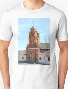 Facade of Immantag Church Unisex T-Shirt