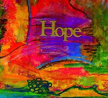 HOPE in All Colors by © Angela L Walker