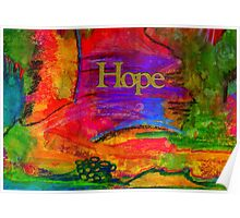 HOPE in All Colors Poster