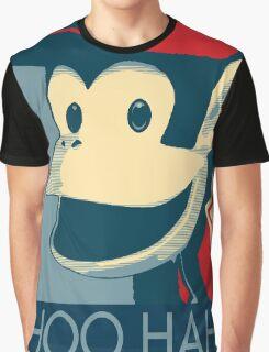 Diddy Kong - Hoo Hah Graphic T-Shirt