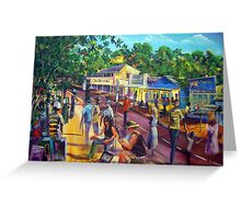 Memorial Drive Eumundi 2012 Greeting Card