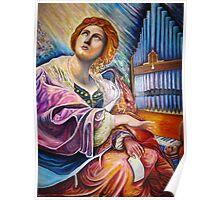 My Saint Cecilia  Poster