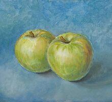 Apples by torishaa