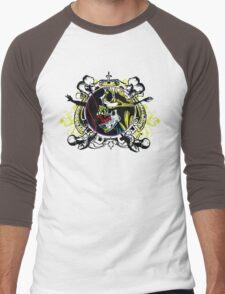 Zombie shield 2 Men's Baseball ¾ T-Shirt