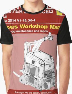 AGV User Manual BW Graphic T-Shirt