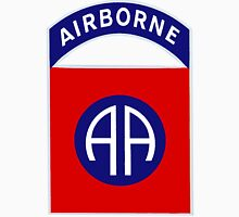 82nd Airborne Division - The All Americans Insignia T-Shirt