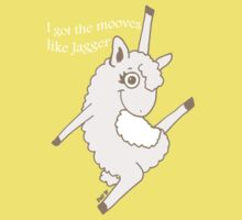 Mooves like Jagger Kids Clothes