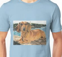 At the Seaside Unisex T-Shirt