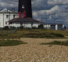 The Old Lighthouse, Dungeness Sticker