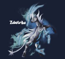 Zebstrika Rearing Shirt by jewlecho