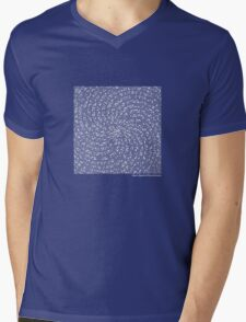 Ulam's Spiral Mens V-Neck T-Shirt