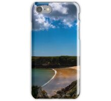 Barafundle From The Wall iPhone Case/Skin