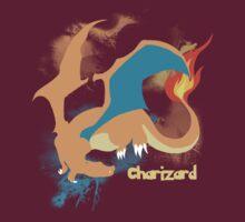 Charizard Silhouette Shirt by jewlecho
