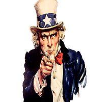 Uncle Sam by jib2552