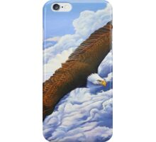 Lifted to the Sky iPhone Case/Skin