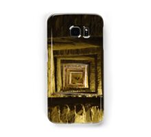 Staircase, Torre Del Mangia, Siena Samsung Galaxy Case/Skin