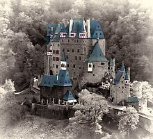 Burg Eltz Castle-Wierschem, Germany by John Taylor