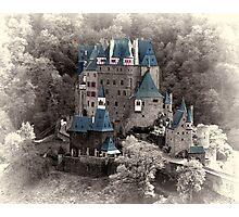 Burg Eltz Castle-Wierschem, Germany Photographic Print