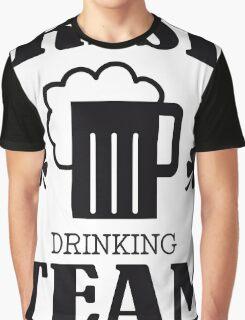 Irish drinking team Graphic T-Shirt