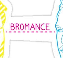 Bromance Sticker