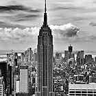 Empire State Building by Radharc21
