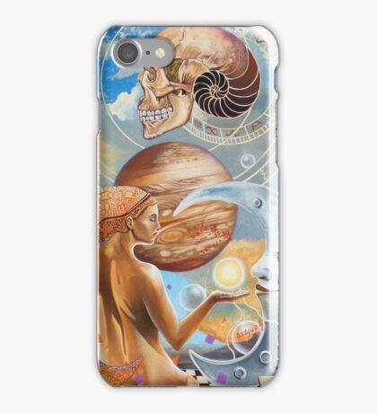 Sphenoid Evolution iPhone Case/Skin