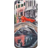 The Blood of Venice iPhone Case/Skin