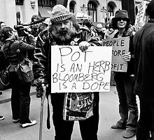 Occupy Wall Street 20 by Radharc21
